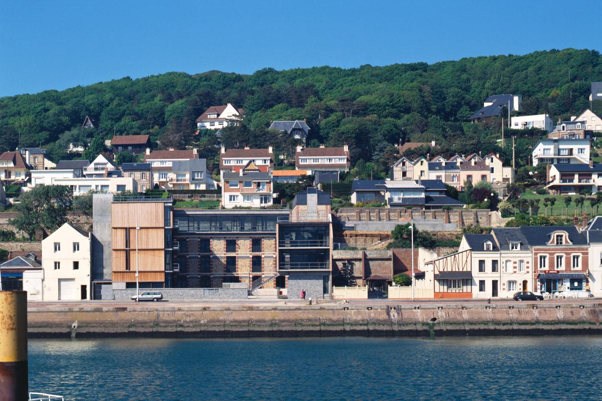 LYCEE AQUACOLE FECAMP (76) Seine-Maritime Haute-Normandie