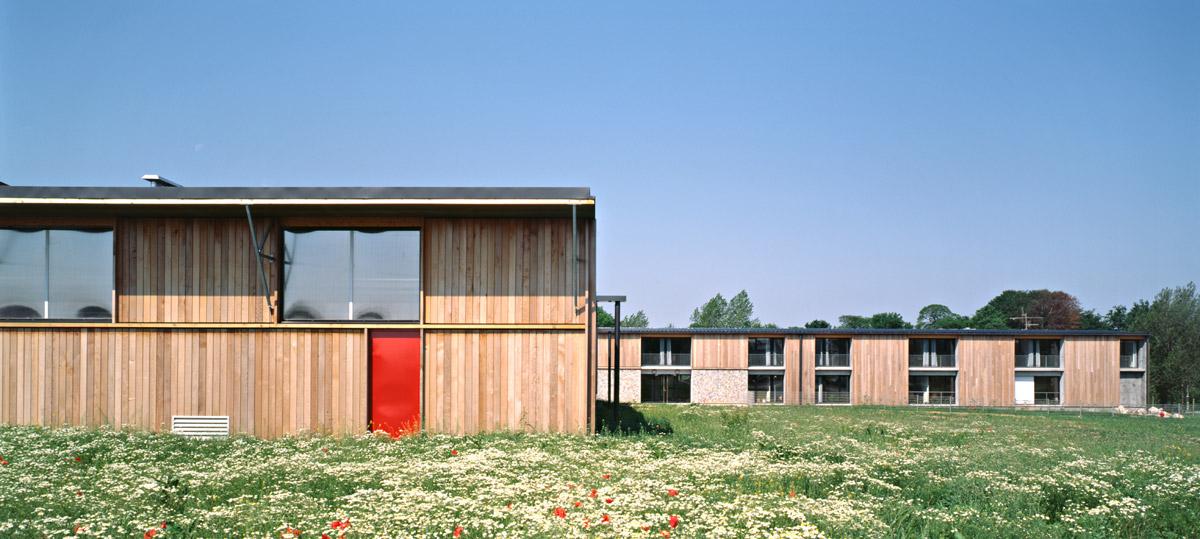 centre afpa à Fécamp - Atelier Féret Frechon architectes Rouen
