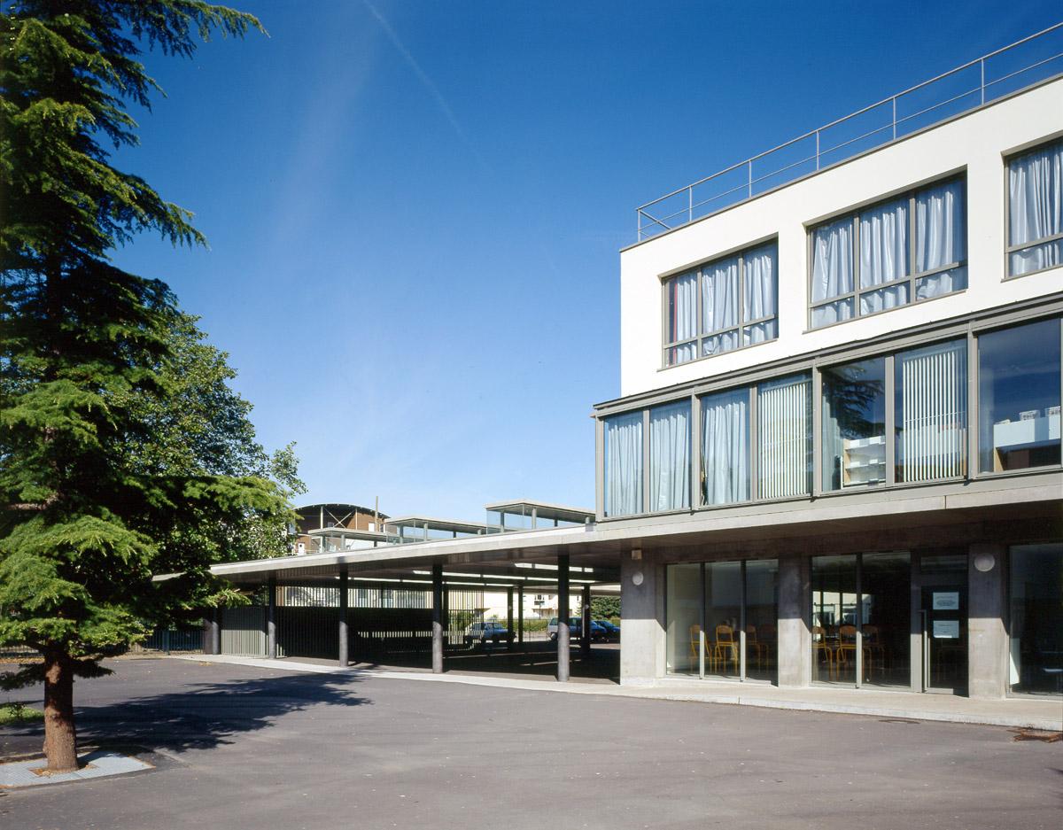Collège Navarre à Evreux PREAU3