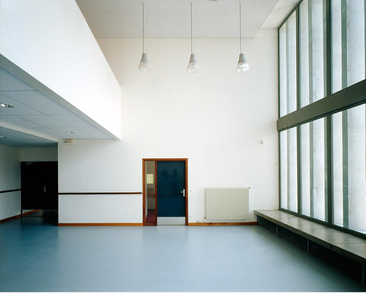 Collège Navarre à Evreux int