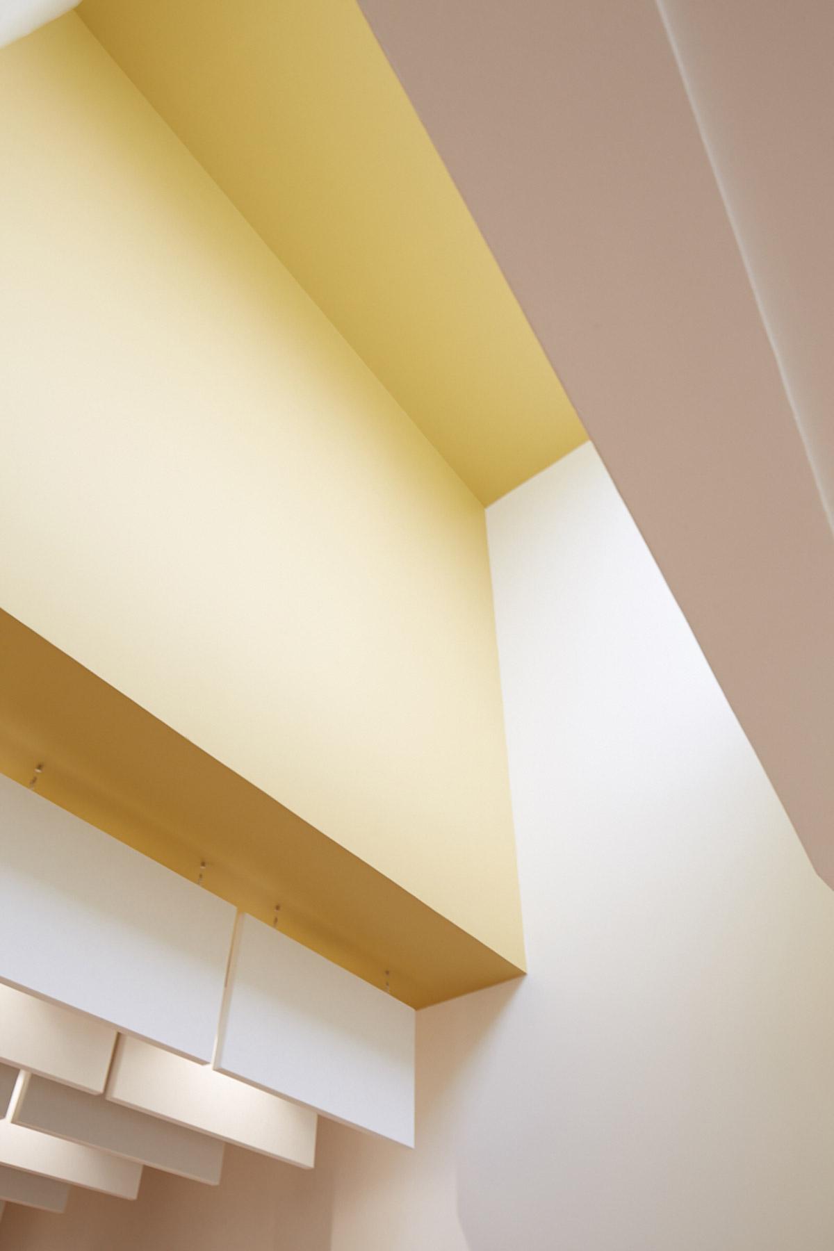 dojo caudebec les elbeuf -detail plafond