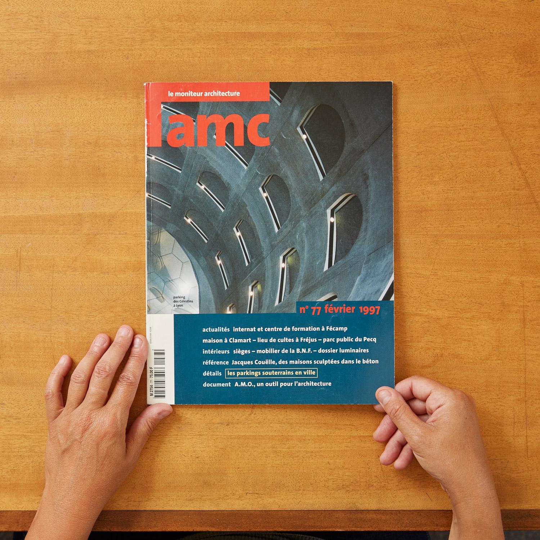 revue AMC fevrier 1997
