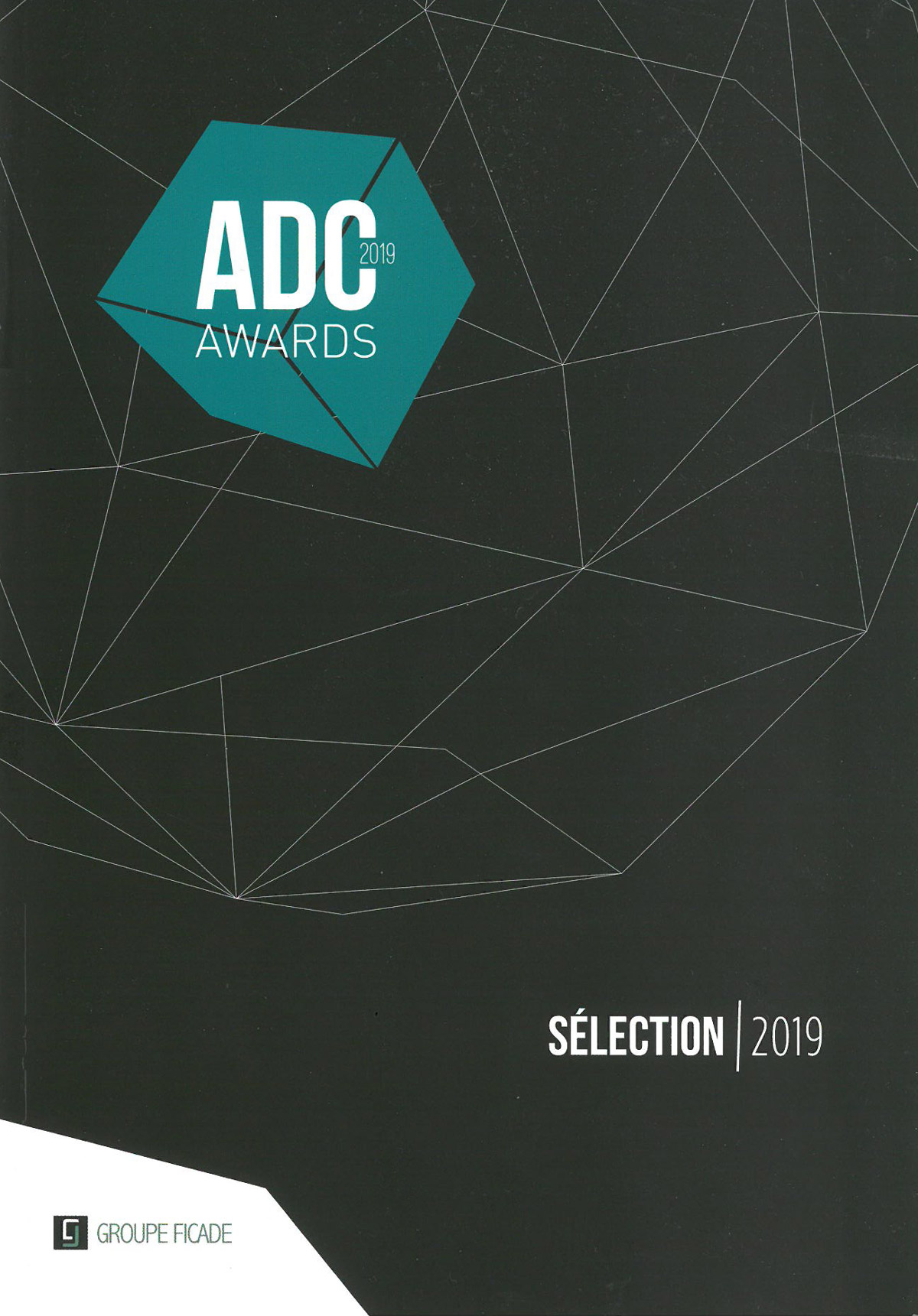 couverture ADC awards 2019
